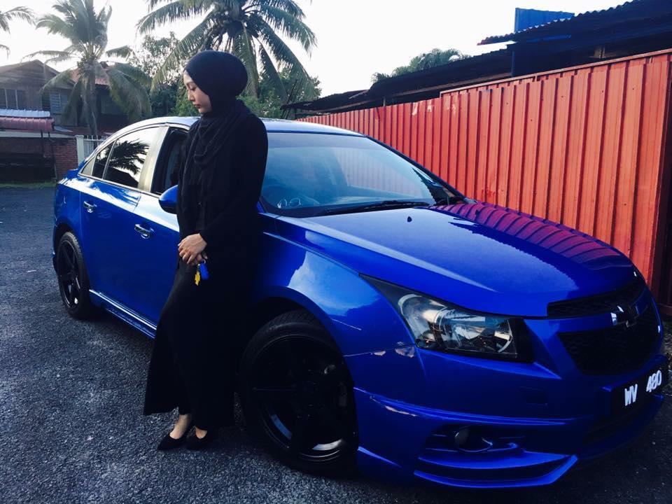Haii Miss Blue Boring Yellow I Tukq Warna Kes Tgk Subaru Pnya Kaler Berkenn Tu Buat Sebiji Hehehe